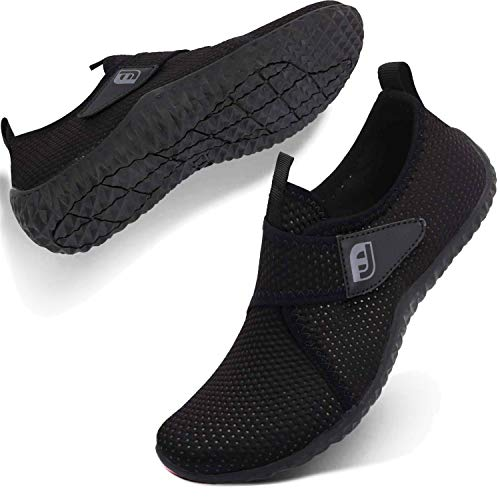 Spesoul Womens Mens Water Sports Shoes Outdoor Quick Dry Barefoot Athletic Aqua Shoe for Beach Swim Pool Surf Diving Yoga 11.5 Men