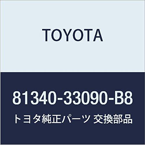 Toyota 81340-33090-B8 Vanity Lamp Assembly