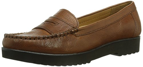 Braun Mocasines kastanie Mujer Para Shoes Gabor Marrón Gabor cEqaY1wc