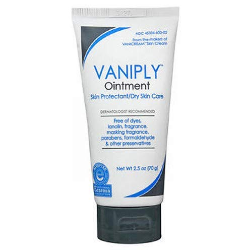 Vaniply Vaniply Ointment For Sensitive Skin,2.5 oz (Pack of 3)