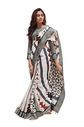 Indian Party Designer Sarees Traditional Sari For Multi Women Wear Rqj54L3A