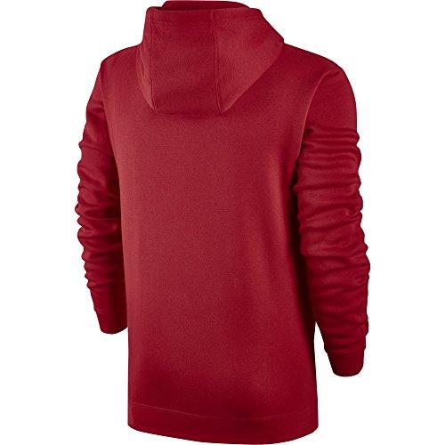 Nike Sweat M shirt Club Homme Po Bb Red Red Nsw University university fCfnwqZr