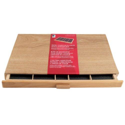 Art Alternatives Wood Pastel Box 1-Drawer MACPHERSON