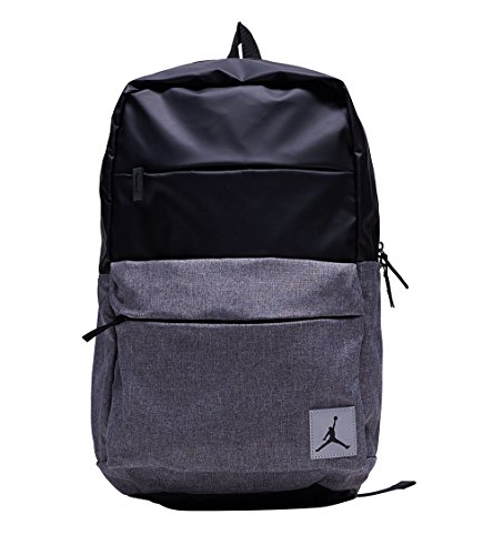 Nike Jordan Pivot Colorblocked Classic School Backpack (Black) by JUMPMAN