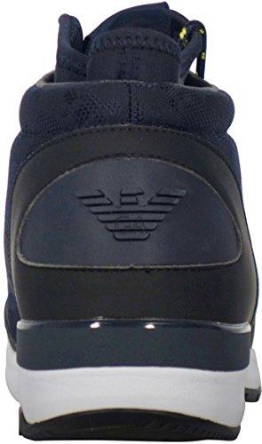 Armani - Jeans Sneaker - 9351257a40844135 Zwart