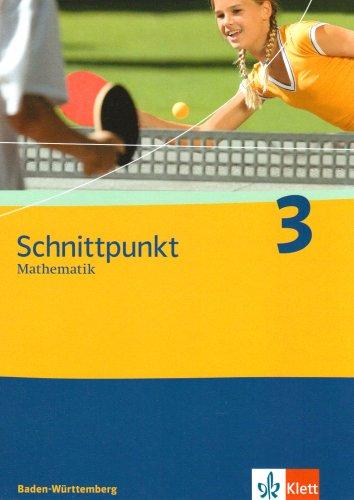 Schnittpunkt Mathematik - Ausgabe für Baden-Württemberg / Schülerband 7. Schuljahr