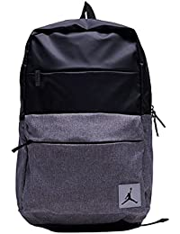 Jordan Pivot Colorblocked Classic School Backpack (Black)