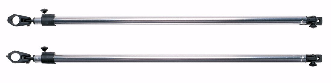 Taylor Made Products, 11989 Bimini Support Poles, 40 inch Fixed Length