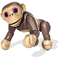 Zoomer Chimp Interactive Chimp Toy (Untamed Fun)