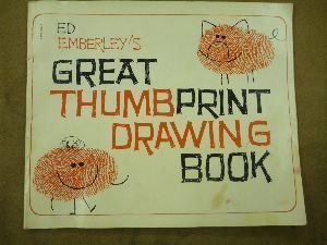 Ed Emberley's Great Thumbprint Drawing Book by Ed Emberley (1977-05-03)