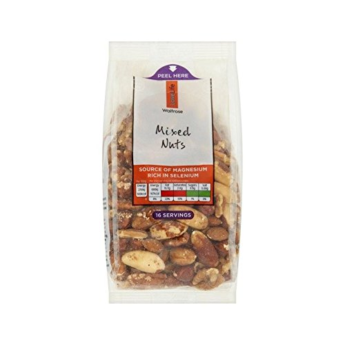Mixed Nuts Waitrose Love Life 400g - Pack of 6