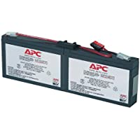 APC RBC18 Replacement Battery Cartridge #18 - UPS battery - 1 x lead acid - for PowerStack 450VA