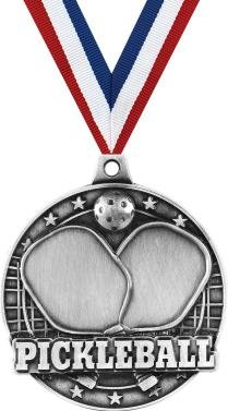 クラウンAwards Pickleball Medals – 2