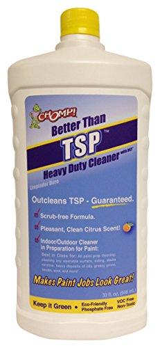 Chomp 53090 Better Than Tsp Heavy Duty Cleaner  32 Oz