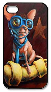 Art Mount Everts Ram Back Case Cover for iphone 4/iphone 4S (526 art) _617060