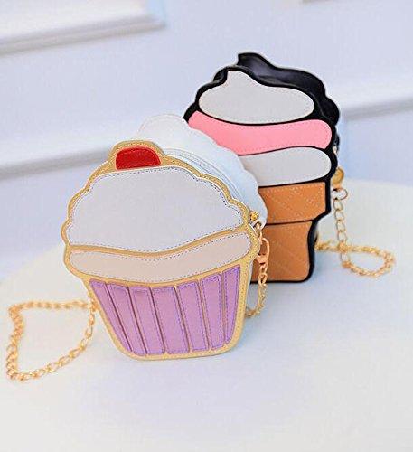 Ice BaBaSM Shoulder For Girls Crossbody cream Bag Lovely Bag Messenger rrt15q