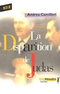 La disparition de Judas par Camilleri