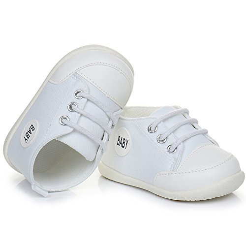 Pictures of Demonda Baby Canvas Casual Sneaker Lace Up 5