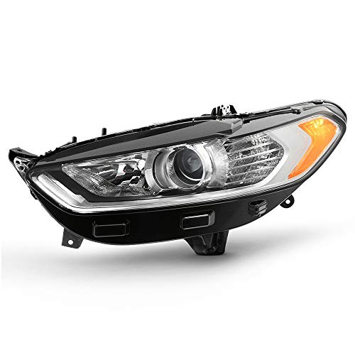 ACANII - For 2013 2014 215 2016 Ford Fusion Factory OE Style Headlight Headlamp Head Light Lamp Left Driver Side