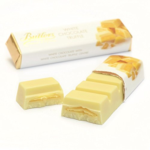 - Butlers - Chocolate Bars - White Chocolate Truffle - 75g