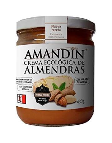 Crema de Almendras Ecológica AMANDIN (330 gr)