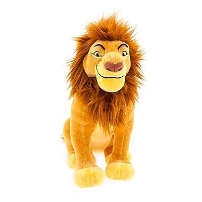 Disney Mufasa Plush – The Lion King – Medium – 14'': Toys & Games