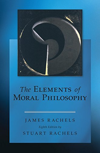 The Elements of Moral Philosophy (Philosophy & Religion) cover