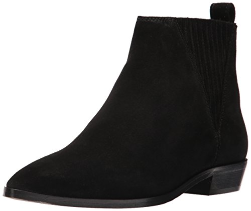 Diesel Women's Mannish D-Annish FA Fashion Boot, Black, 10 M US