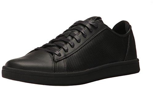 Homme Highland Noir t Skechers Baskets gwSPxBwq