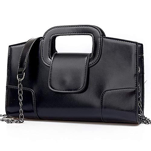 Design Black Evening Bag - 4