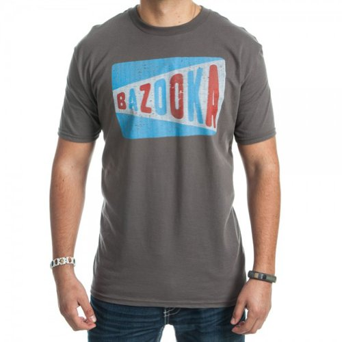 Bazooka Bubble Distressed Adult T Shirt