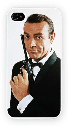 Sean Connery James Bond 007, iPhone 5C, Etui de téléphone mobile - encre brillant impression