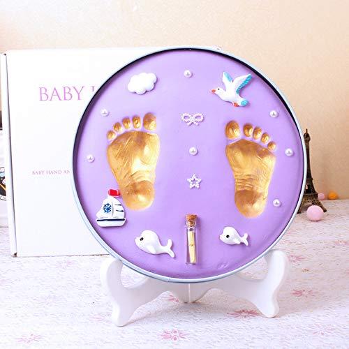 AMFunGO Baby Foot Hand Print Kit Ornamaent