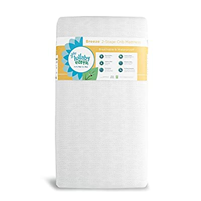 LULLABY EARTH Breeze Crib Mattress 2-Stage
