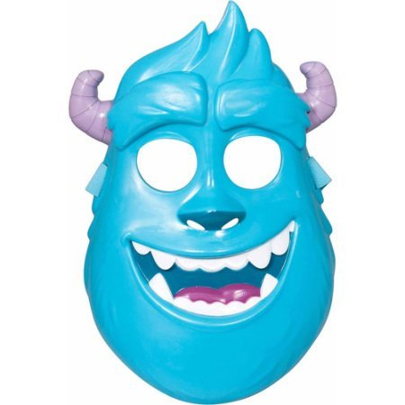 [Monsters University Sulley Monster Mask that Control the facial movements] (Jaws James Bond Costume)