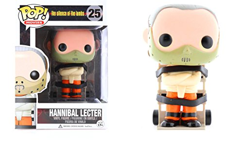 Funko POP Movies: Hannibal Vinyl Figure ()