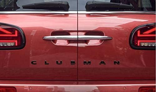 Original Mini Schriftzug F54 Clubman Piano Back Schwarz Auto