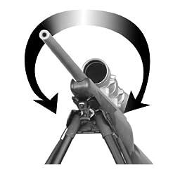 TipTop® EZ Pivot Rifle Bipod 9\