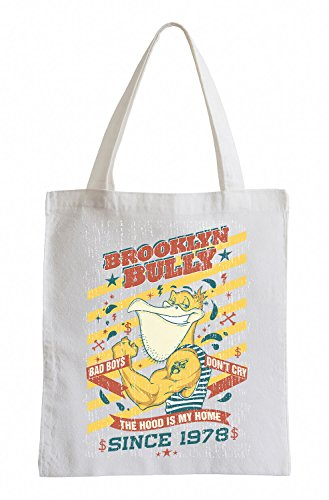 Brooklyn Bully Cooler Party Jutebeutel