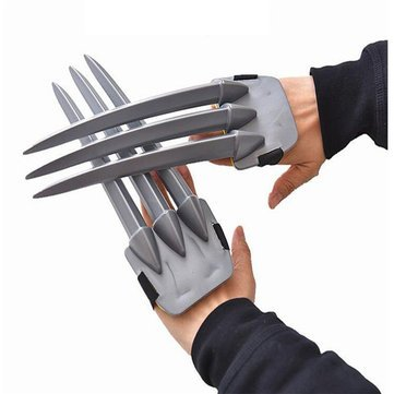 Halloween Claw Mask & Costumes - Halloween Wolverine Claws Plastic Toys Festival Decoration - Unguis Chela Nipper - 1PCs