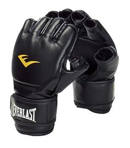 Everlast 7560 Grappling Handschuh Pu , black, sm