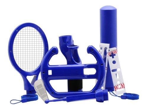 (10 in 1 Sports Kit Blue - Nintendo Wii)
