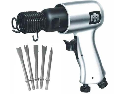Ingersoll-Rand 115K Air Hammer (with 5-Piece Chisel Set)