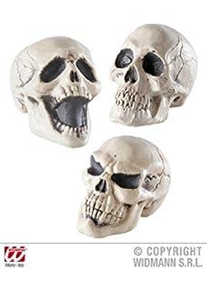 halloween party prop mini skull decoration