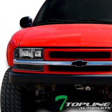 04 chevy truck hid headlights - 9