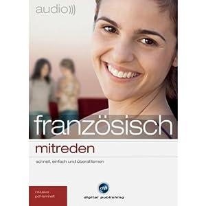 Audio Französisch mitreden Hörbuch