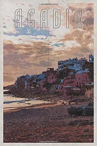 Ou Fall 2020 Calendar Agadir: City Agadir Ida Ou Tanane Morocco 2020 Planner Calendar