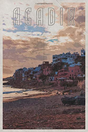 Ou Calendar 2020 Agadir: City Agadir Ida Ou Tanane Morocco 2020 Planner Calendar