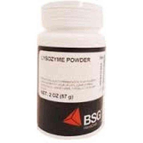 Lysozyme Powder 2 oz.
