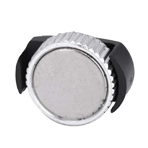 Dilwe Speedometer Magnet, Wireless Universal Bike Odometer Magnet for Bicycle Bike Computer Sensor